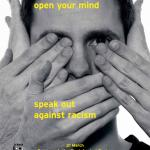 Speak out against racism